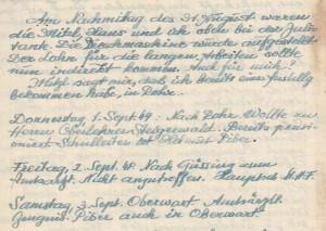 1949 tagebuch